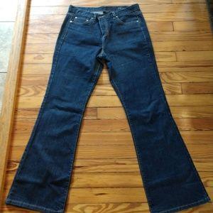 Calvin Klein Flare Jeans Size 10/32